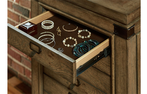 Legacy Classic Furniture - Jewelry Chest - 5610-2300