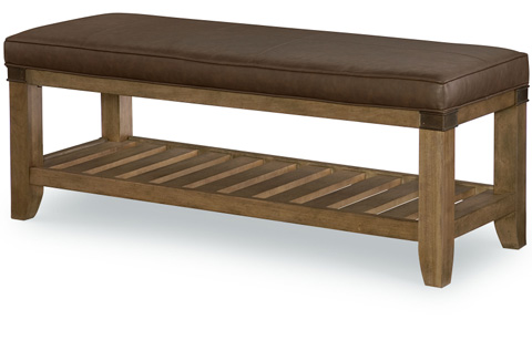 Legacy Classic Furniture - Bench - 5610-4800