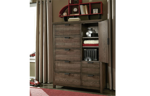 Legacy Classic Furniture - Door Chest - 5900-2500
