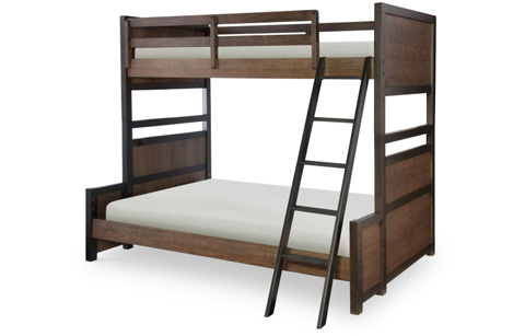 Legacy Classic Furniture - Twin over Full Bunk Bed - 5900-8140K