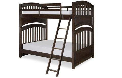 Legacy Classic Furniture - Full Over Full Bunk Bed - 5810-8150K