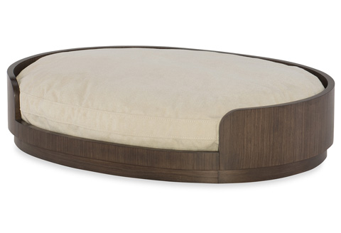Image of Rachael Ray Dog Bed with Cushion