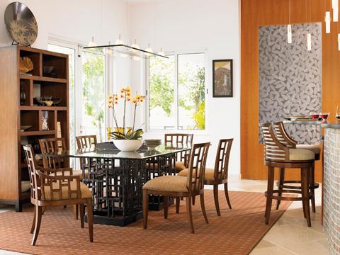 Tommy Bahama - Lanai Arm Chair - 536-881-01