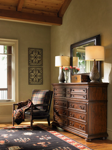 Lexington Home Brands - Prescott Dresser - 455-234