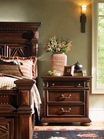 Lexington Home Brands - Tahoe Bedside Chest - 455-621