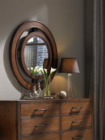 Lexington Home Brands - Radius Mirror - 456-201