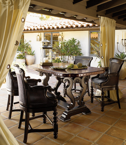 Tommy Bahama - Sienna Bistro Table - 621-873