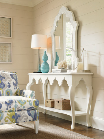 Tommy Bahama - Gunners Reef Console Table - 543-966