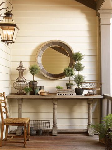 Lexington Home Brands - Juliette Mirror - 352-902