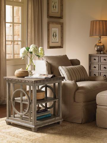 Lexington Home Brands - Wyatt Lamp Table - 352-952