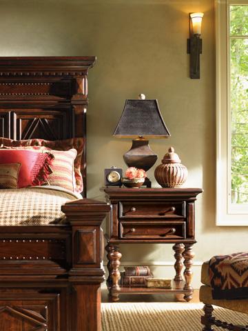 Lexington Home Brands - Castle Pines Nightstand - 455-622