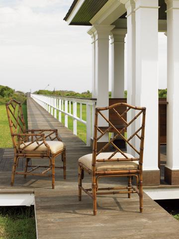 Tommy Bahama - Ceylon Arm Chair - 531-883-01