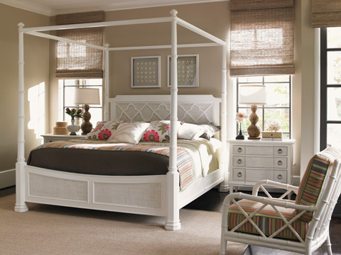 Tommy Bahama - Southampton Poster Bed, 6/6 King - 543-174C