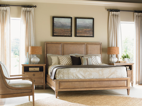 Lexington Home Brands - Pacific Grove Bed 6/6 King - 830-134C