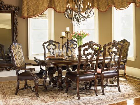 Lexington Home Brands - Bertone Dining Table - 900-876C