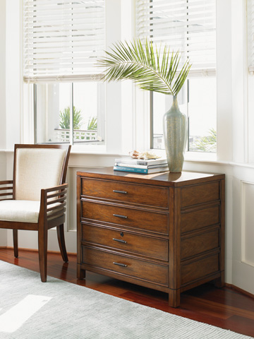 Lexington Home Brands - Bay Shore File Chest - 279LK-450