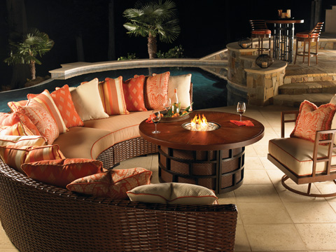 Tommy Bahama - Fire Pit - 3120-920FG