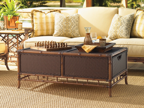 Tommy Bahama - Trunk Cocktail Table - 3160-969