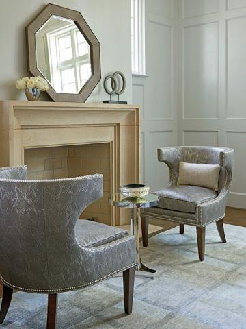Lexington Home Brands - Greta Chair - LL7110-11