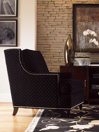 Lexington Home Brands - Palos Verdes Chair - 7230-11
