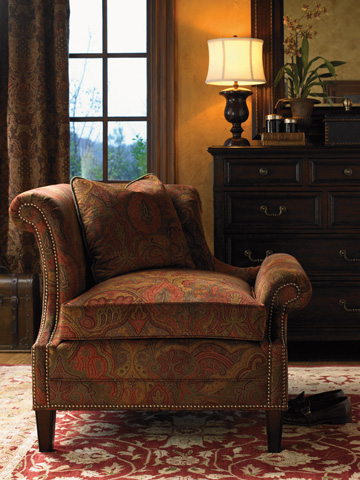 Lexington Home Brands - Braddock Left Arm Facing Chair - 7414-11L