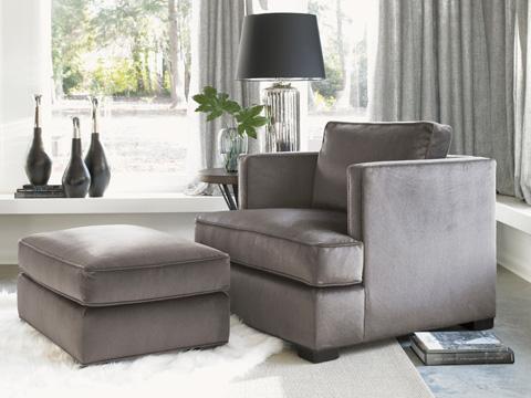 Lexington Home Brands - Fillmore Ottoman - 7505-44