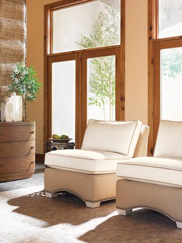 Tommy Bahama - Parkes Armless Chair - 7581-11A