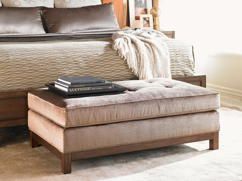 Lexington Home Brands - Westin Ottoman - 7897-44