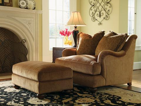 Lexington Home Brands - Laurel Canyon Ottoman - 7968-44