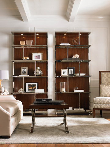 Lexington Home Brands - Kelly Bookcase - 458-991