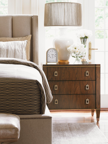 Lexington Home Brands - Burnham Nightstand - 706-621