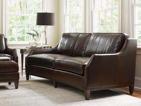 Lexington Home Brands - Conrad Leather Sofa - LL7991-33