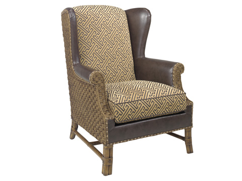 Lexington Home Brands - Sanctuary Wing Chair - 1564-11