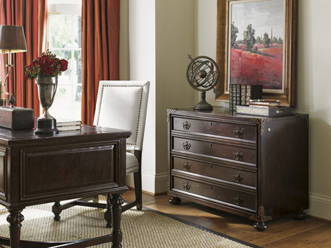 Lexington Home Brands - Southall File Chest - 248WN-450