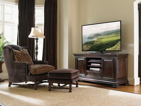 Lexington Home Brands - Ashbourne Media Console - 248WN-660