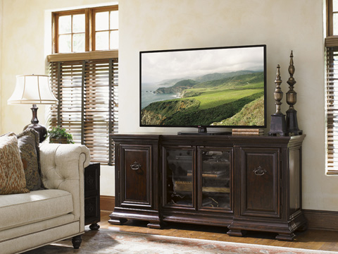 Lexington Home Brands - Yorkshire Media Console - 248WN-661