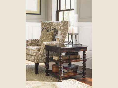 Tommy Bahama - Carman End Table - 552-953