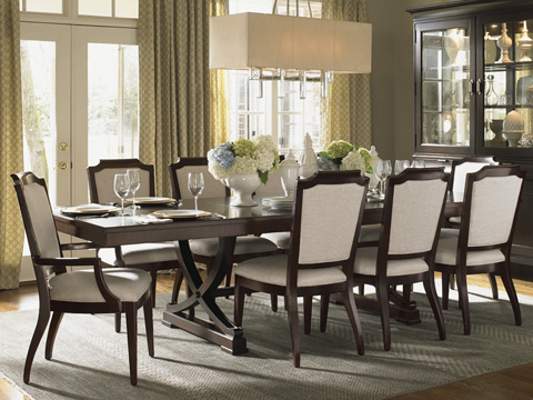Lexington Home Brands - Westwood Rectangular Dining Table - 708-877