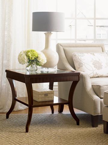 Lexington Home Brands - Hillcrest Lamp Table - 708-953