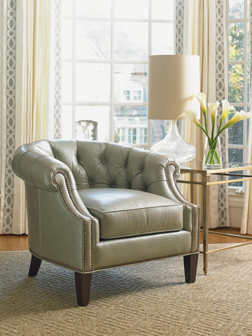Lexington Home Brands - Kendrick Leather Chair - LL7145-11