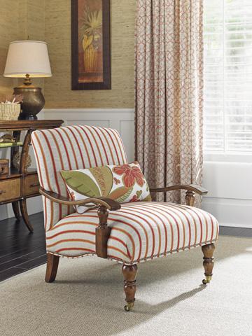 Tommy Bahama - San Carlos Chair - 1667-11AA