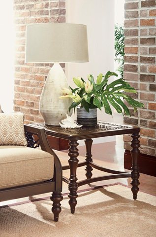 Tommy Bahama - Square End Table - 3235-953