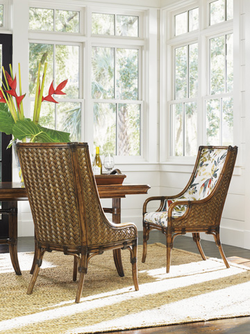 Tommy Bahama - Marabella Upholstered Side Chair - 593-884