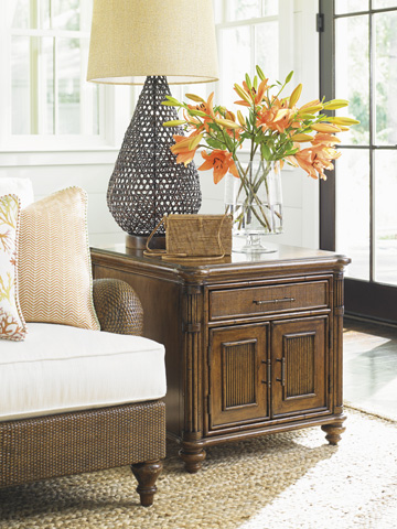 Tommy Bahama - Mariner Storage End Table - 593-952