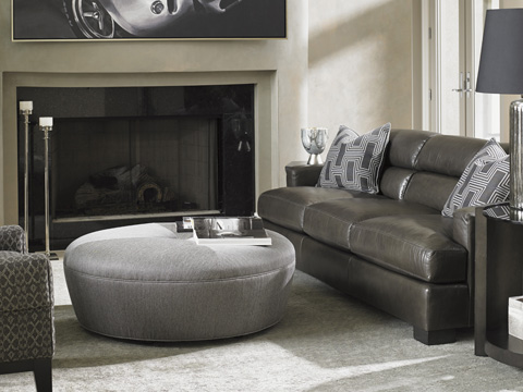Lexington Home Brands - Claudia Ottoman - 7493-44