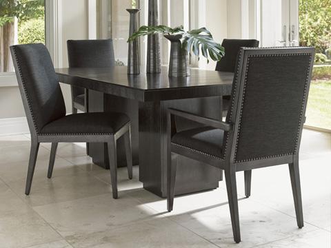 Lexington Home Brands - Vantage Upholstered Side Chair - 911-880-01