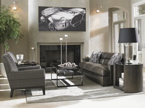 Lexington Home Brands - Firano Round End Table - 911-950