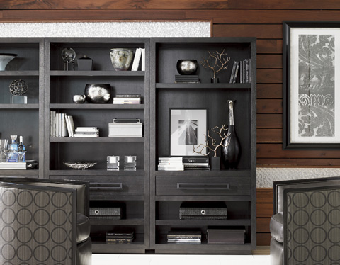 Lexington Home Brands - Rossa Bookcase - 911-990