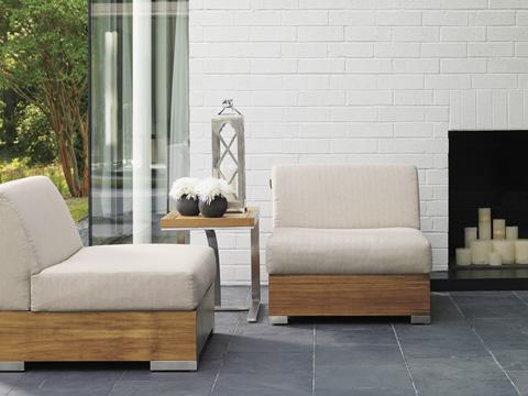 Tommy Bahama - Armless Chair - 3401-51A