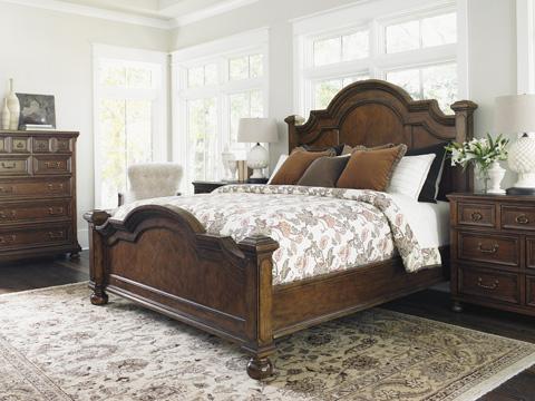 Lexington Home Brands - Roxbury King Panel Bed - 945-134C